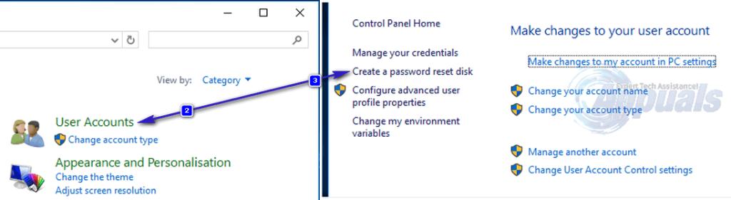 windows 10 password reset disc1