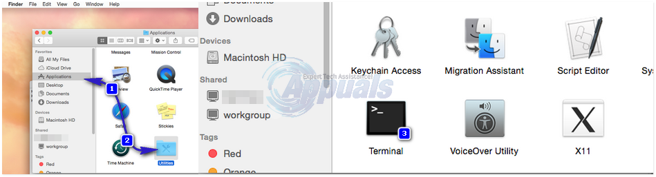 mac wifi password
