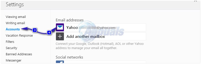 yahoo html signature