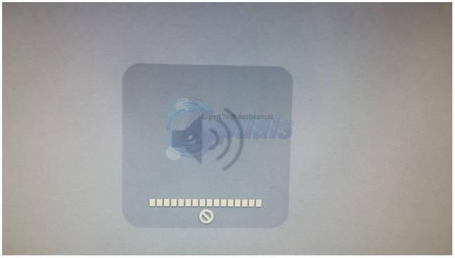 mac volume control
