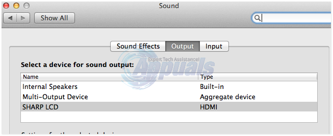 FIX: Cannot Adjust Volume on a Mac OS X with External Devices
