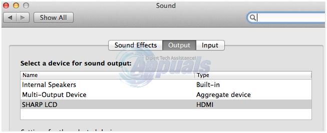 FIX: Cannot Adjust Volume on a Mac OS X with External