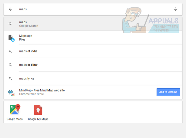 chome os search - 4