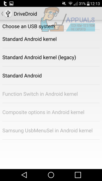 Ollie-Standard-Android-Kernel