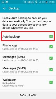 Samsung-Enable-Backup