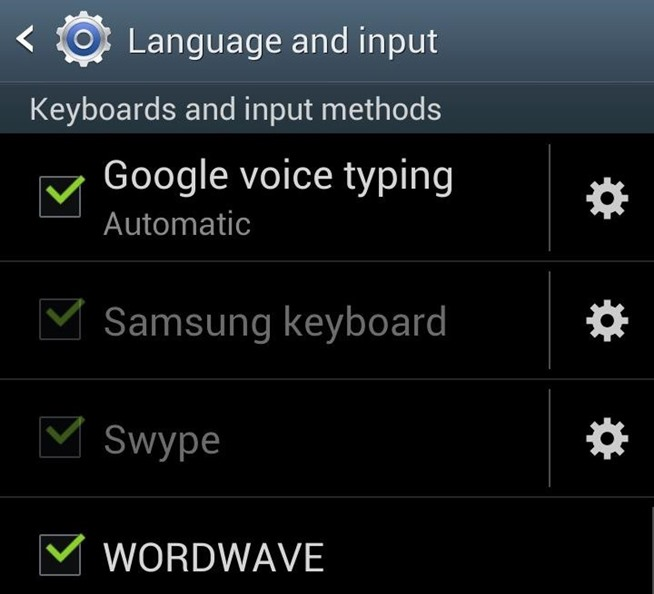 Keyboard and Input Settings1