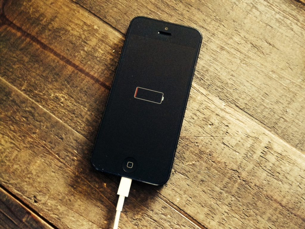 ios-batterie-entleeren