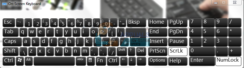 How to Fix Keyboard Typing Numbers Only Instead of Letters