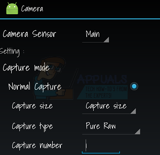 How to Enable Camera2 API and Shoot RAW on Android - Appuals com