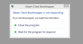 Fix: Steam Client bootstrapper not responding - Appuals com