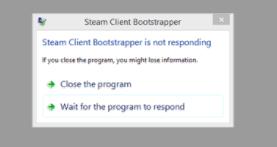 Fix: Steam Client bootstrapper not responding - Appuals com