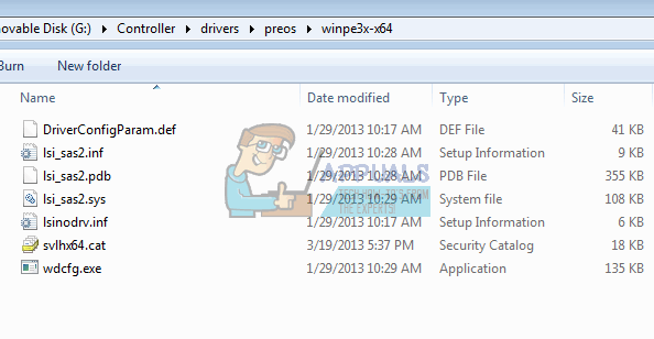 how do i extract drivers from exe files