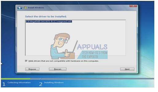 Fix: No Hard Drives Found in Windows 7 Installer - Appuals com