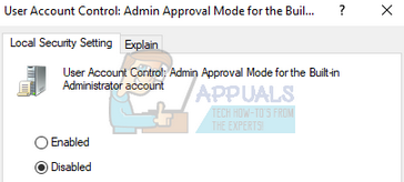 Fix: The Requested Operation requires Elevation - Appuals com