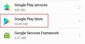 Fix: Google Play