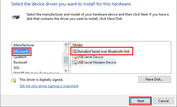 install bluetooth peripheral device driver for windows 7 32 bit