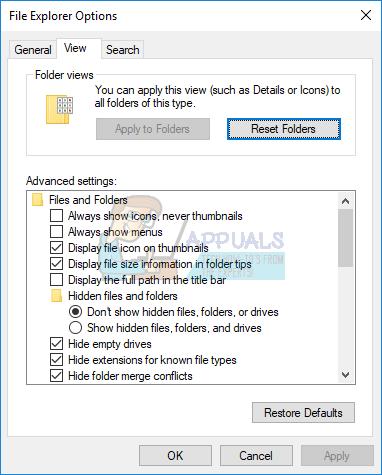 Fix: Can't Move Desktop Icons on Windows 10 - Appuals com
