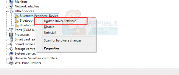 Fix: Bluetooth Peripheral Device Driver Not Found on Windows
