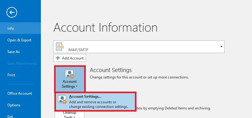 Fix: Outlook Not Sending Emails '2007, 2010, 2013, 2016