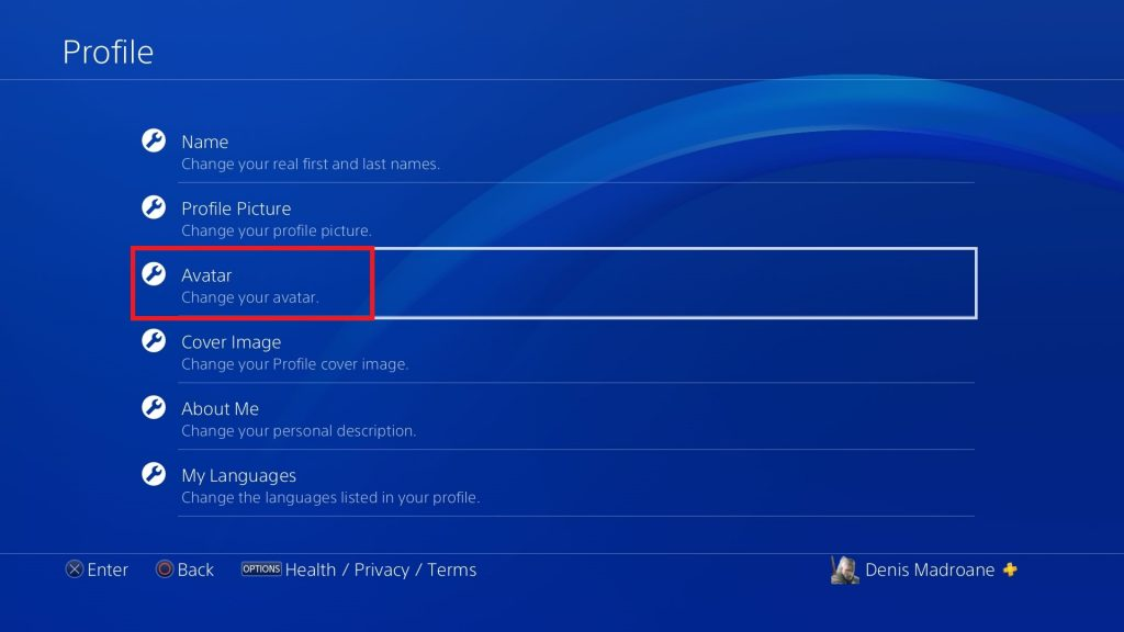 How To Change Psn Avatar From Ps4 Or Companion App Appuals Com
