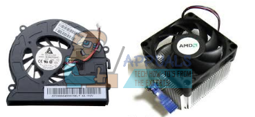 How to Fix a CPU Fan Not Spinning - Appuals com