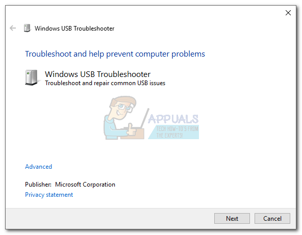 Fix: USB Composite Device can't work properly with USB 3 0