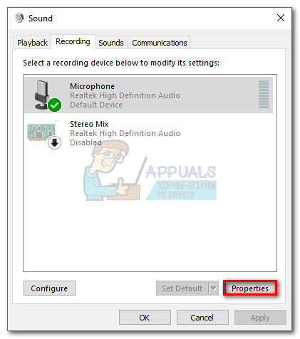 Fix: Discord Mic Not Working - Appuals com