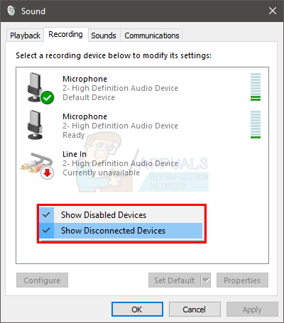 Fix: Stereo Mix not Working - Appuals com