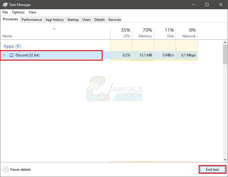 Fix: Discord Not Updating - Appuals com