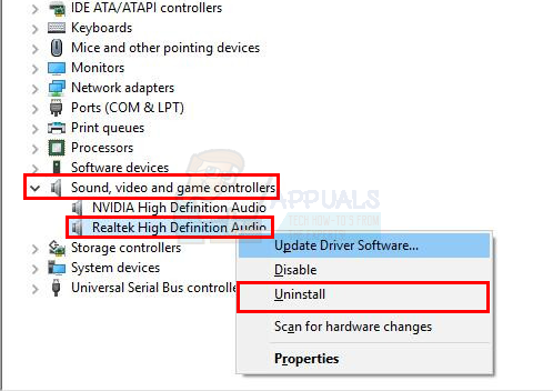 Fix: Realtek Audio Manager won't Open or Cannot find Realtek