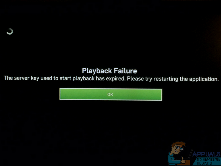 Fix: Hulu Playback Failure - Appuals com