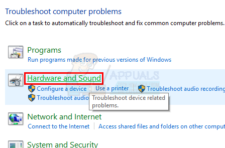 Fix: Realtek Audio Manager won't Open or Cannot find Realtek Audio