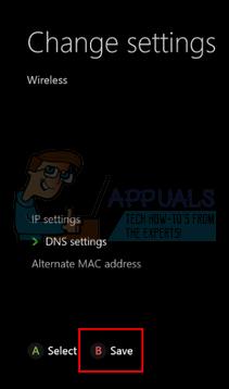 Fix: DNS isn't resolving Xbox server names - Appuals com