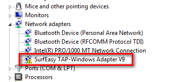 Tap device driver windows 10 dell