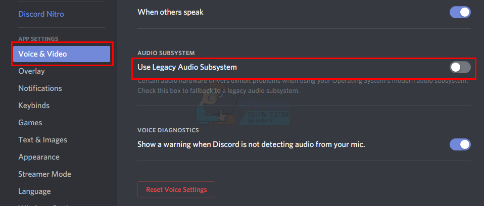 Fix: Can't Hear Anyone on Discord - Appuals com