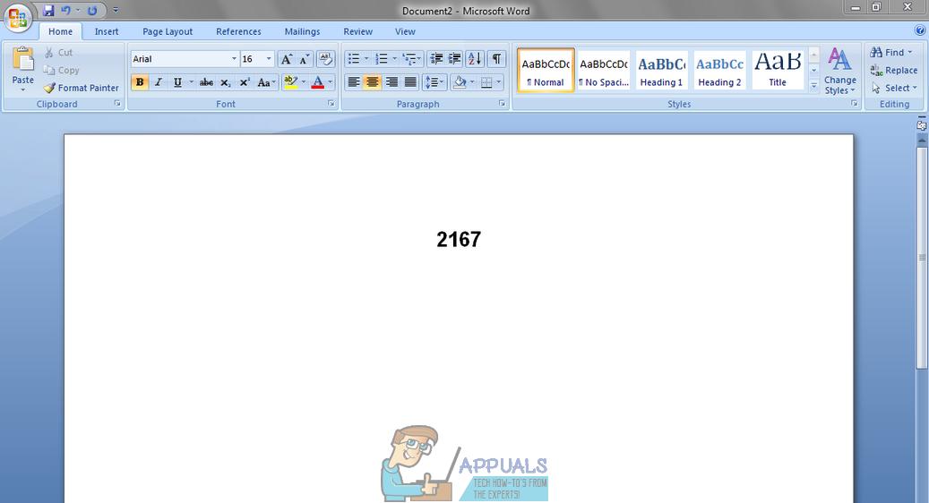 How to Type Roman Numerals - Appuals com