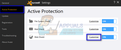 allow chrome to access the network in your firewall or antivirus settings windows xp