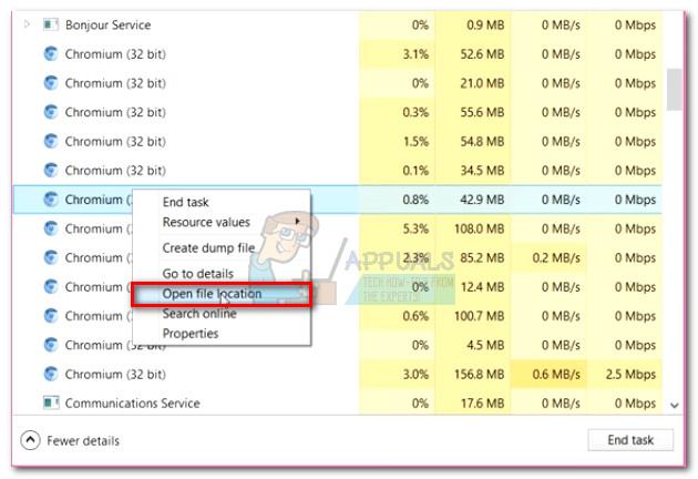 Fix: Chromium won't Uninstall - Appuals com
