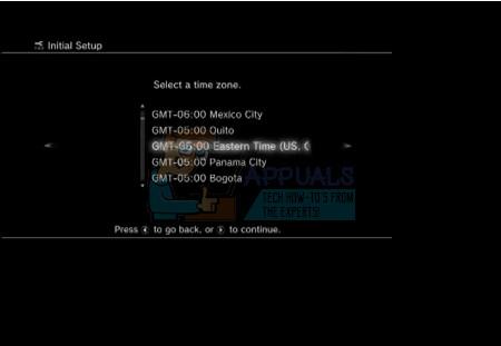 Fix: PS3 Error 80710102 - Appuals.com