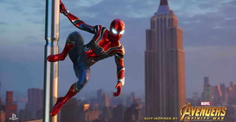 Photo of Spiderman Pre-order get Iron Spidey Suit