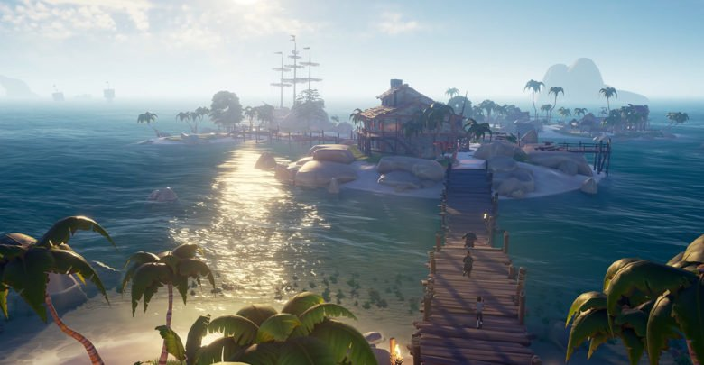 Photo of Microsoft Sued over Sea of Thieves