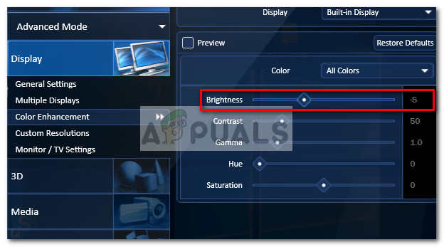 Fix: Windows 10 Brightness Won't Change - Appuals com