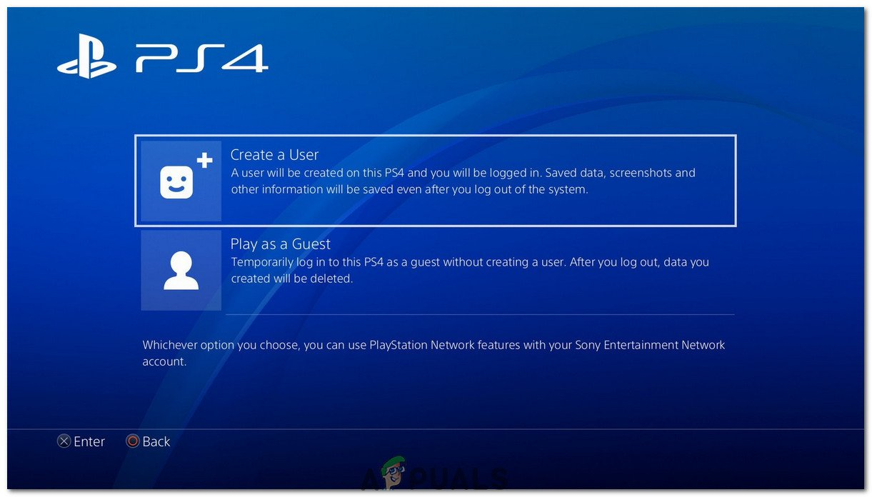 How To Fix Playstation An Error Has Occurred No Error Code Appuals Com