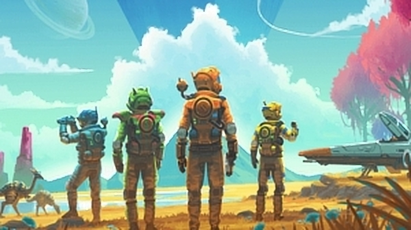 Photo of No Man's Sky is getting proper multiplayer in July