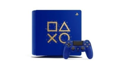 Photo of New Dark Blue Limited Edition PS4 Announced Along With Days Of Play Promotions