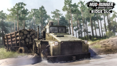 Photo of Spintires: Mudrunner The Ridge DLC will add a new map, game mode and two vehicles