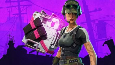 Photo of Fortnite's upcoming backpacks datamined: Medic pack, Intel pack and Eye of the Storm Tracker