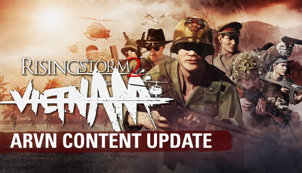 Photo of Rising Storm 2: Vietnam ARVN update adds new faction and maps