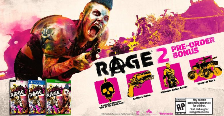 Photo of Rage 2's Gameplay Trailer and Pre-Order Bonuses are finally here!