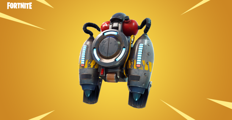 Photo of Jetpacks finally added to Fortnite in v4.2 content update